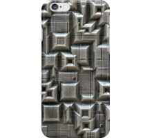 Textured Space Tiles iPhone Case/Skin