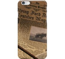 Evening Prophet iPhone Case/Skin