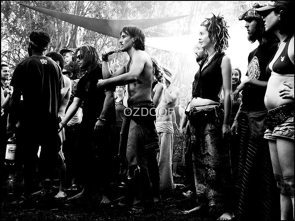 Akasha Festival 2007 / Psytrance memories by OZDOOF