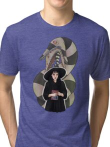 LYDIA (& SANDWORM) || ScarlettDesigns Tri-blend T-Shirt