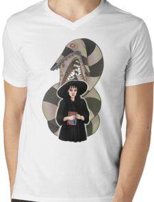 LYDIA (& SANDWORM) || ScarlettDesigns Mens V-Neck T-Shirt