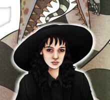 LYDIA (& SANDWORM) || ScarlettDesigns Sticker
