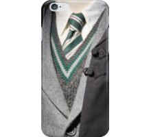 Slytherin uniform iPhone Case/Skin
