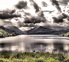 Llyn Padarn, Llanberis by Craig Bradley