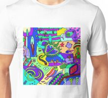 Abstract 20 Unisex T-Shirt