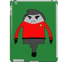 Red Jersey iPad Case/Skin