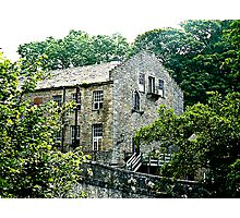 The Mill Photographic Print