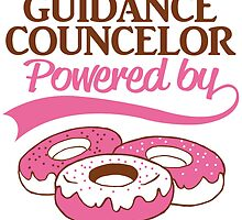 guidance councelor powered by by teeshirtz