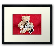 No Will Power !! Just Back from the Pet Shop Framed Print