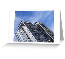 Building. Greeting Card