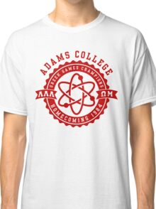 Adams College Greek Games Champions Classic T-Shirt