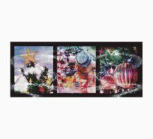 Christmas Trio One Piece - Short Sleeve