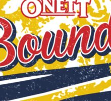 The Bounders Sticker
