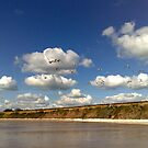 Bridlington North Beach by Merice  Ewart-Marshall - LFA