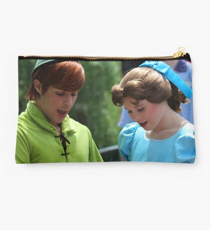 Peter Pan & Wendy Studio Pouch