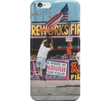 Almost Independence Day iPhone Case/Skin