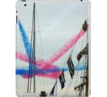 PLanes and boats iPad Case/Skin