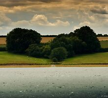 Rutland Water 2 by David J Knight