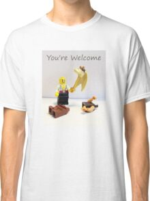 You're welcome Classic T-Shirt