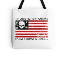 United States of Zomberica Tote Bag