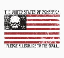 United States of Zomberica by Gavin Bailey
