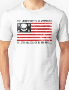 United States of Zomberica T-Shirt