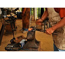 Blacksmith  Photographic Print