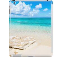 White Sand iPad Case/Skin
