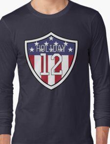 Lauren Holiday #12 | USWNT Long Sleeve T-Shirt