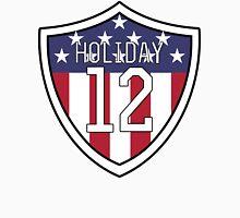 Lauren Holiday #12 | USWNT Unisex T-Shirt