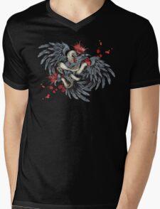 Snakes Revenge Mens V-Neck T-Shirt