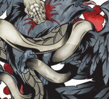 Snakes Revenge Sticker