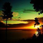 Sound sunrise by Joshua Greiner
