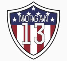 Alex Morgan #13 | USWNT Kids Tee