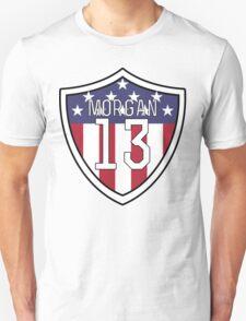 Alex Morgan #13   USWNT Unisex T-Shirt