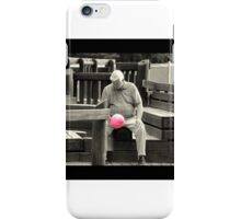 Sadness and Loss iPhone Case/Skin
