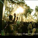 MORNINGS ON THE DANCEFLOOR // Rainbow Serpent Festival 2005 by OZDOOF