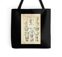 A Handbook Of Ornament With Three Hundred Plates Franz Sales Meyer 1896 0360 Vases Cup Beaker Tote Bag