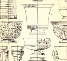 A Handbook Of Ornament With Three Hundred Plates Franz Sales Meyer 1896 0360 Vases Cup Beaker Sticker