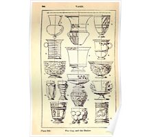 A Handbook Of Ornament With Three Hundred Plates Franz Sales Meyer 1896 0360 Vases Cup Beaker Poster