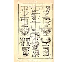 A Handbook Of Ornament With Three Hundred Plates Franz Sales Meyer 1896 0360 Vases Cup Beaker Photographic Print
