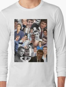 Dave Franco Collage Long Sleeve T-Shirt
