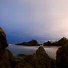 Natural Sea Wall by oastudios