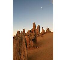The Pinnacles II Photographic Print