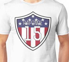 Megan Rapinoe #15 | USWNT Unisex T-Shirt