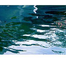 Water Art  Denmark Photo Colette Guggenheim Photographic Print