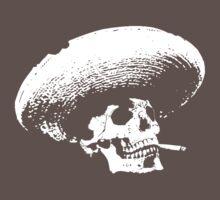 Sombrero de los Muertos - white by plushpop