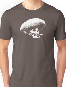 Sombrero de los Muertos - white Unisex T-Shirt
