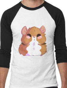 Hamster Everything Men's Baseball ¾ T-Shirt