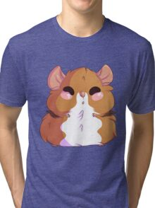 Hamster Everything Tri-blend T-Shirt